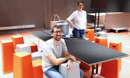 Vom Prototyp zum etablierten Raum – das LibraryLab in der neuen Zentralbibliothek imKAP1