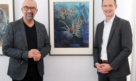 Aquazoo Löbbecke Museum und Nelly-Sachs-Haus zeigen Bilder von Thomas Häfner