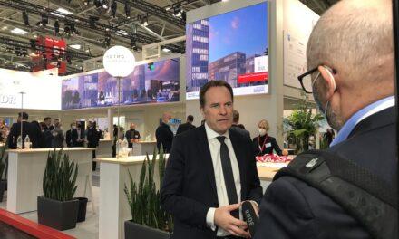 Auftakt für Immobilienbranche auf der Expo Real 2021: Erster Messetag in München