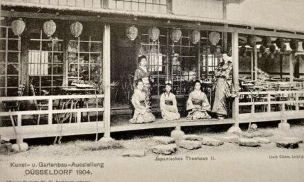 """160 Jahre Düsseldorf-Japan"""