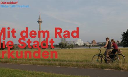 Die DüsseldorfCard gibt es jetzt als Fahrrad-Option inklusive Leih-Bike