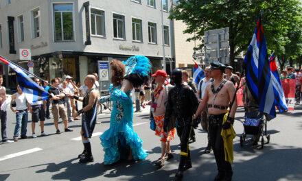 Schwule, Lesben, Transmenschen feiern den CSD am jetzigen Wochenende