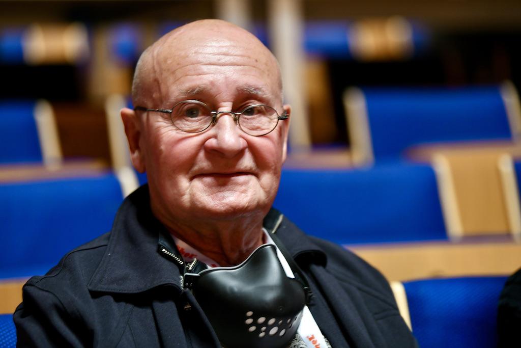 Bernd Klever, der Friseur von Heino Foto: LOKALBÜRO