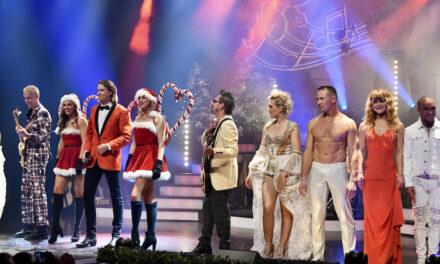 Christmas Unplugged  im Roncalli's Apollo Varietè