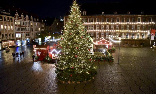 So wird der Weihnachtsmarkt in der Düsseldorfer Innenstadt 2021 aussehen