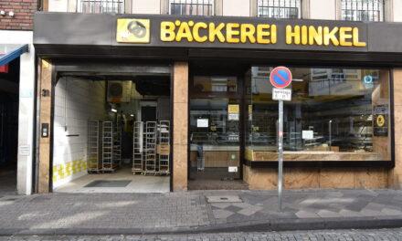 Bäckerei Hinkel wegen zwei kleinen Mäuschen geschlossen