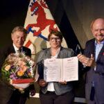 Förderpreis für Cornelia Pastohr