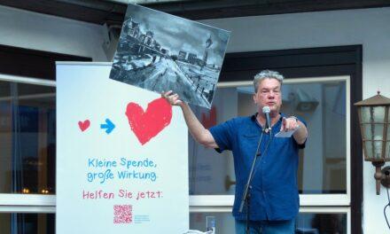 15. Benefiz-Versteigerung zugunsten des Ambulanten Kinder- und Jugendhospizdienstes Düsseldorf