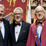 Blau-Weiss-Präsident Hörning ist jetzt Ritter vom Goldenen Vlies