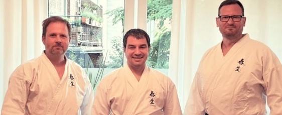 SFD 75 bietet jetzt auch Karatetraining an